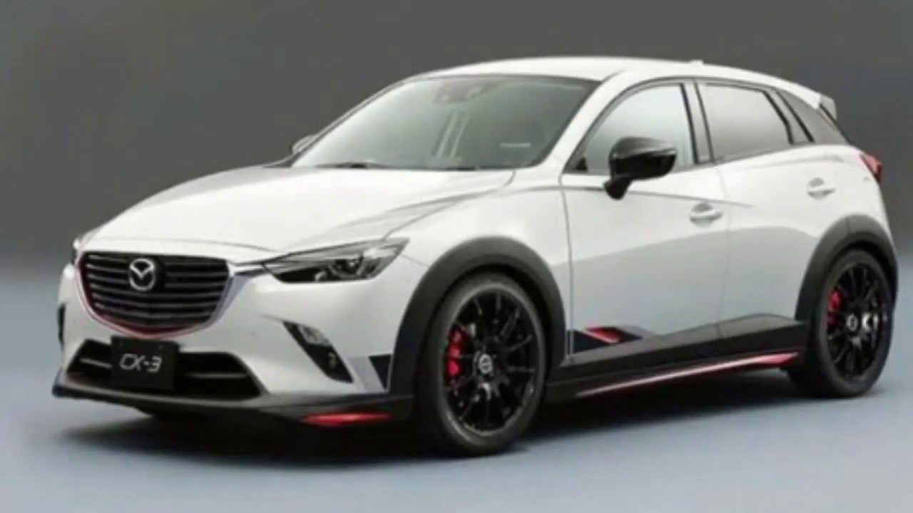 The New 2018 Mazda Cx 3 Gt Awd 2 0l 4 Cylinder Youtube