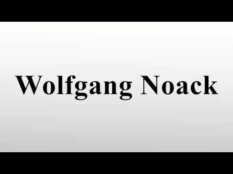 Wolfgang Noack