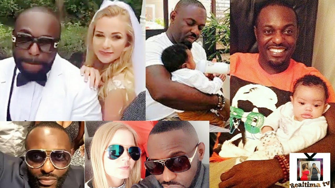 Download Jim Iyke Wife, Kids And Somethings you probably didn't know about Him