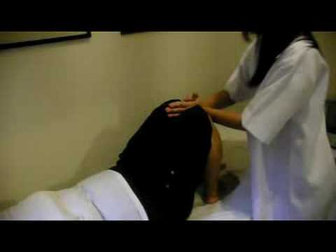 The only Massage Center in Singapore provide Examination Service