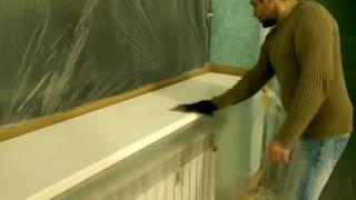 Как покрасить любой пластик_Как покрасить пластиковый подоконник
