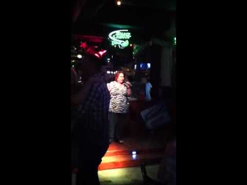 Karaoke at Crawdaddy's in Pigeon Forge