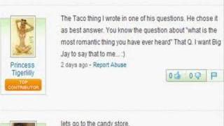 Fun With Yahoo Answers 11 romantic voice