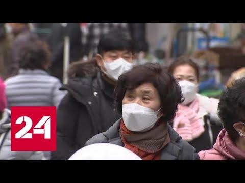 Новые данные по коронавирусу: 2400 человек скончались, почти 79 тысяч человек заражены - Россия 24