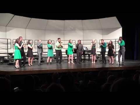 Overland High School Choir 2016/2017 - Nine Mile Jazz 10.13.2016