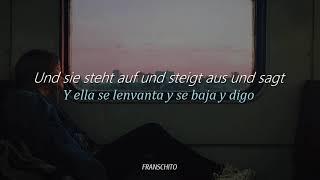 CRO - Bye Bye (Lyrics + Sub Español)