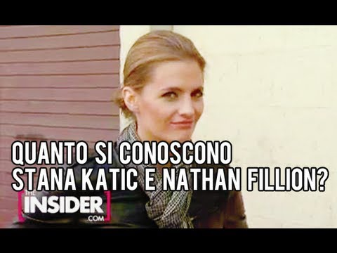 The Insider - Quanto si conoscono bene Stana Katic e Nathan Fillion?
