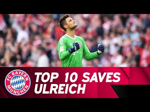 Top 10 Saves  Sven Ulreich  #SvenTheWall