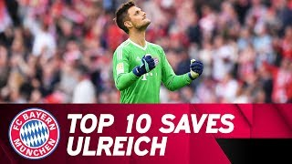 Top 10 Saves - Sven Ulreich | #SvenTheWall