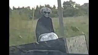 Реальные пришельцы сняты на камеру
