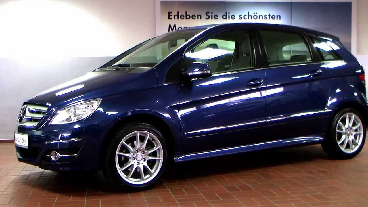 mercedes benz b klasse 170 blueefficiency sportpaket