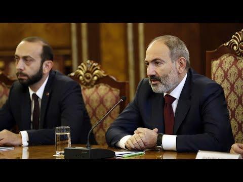 Пашинян заявил о стратегическом значении ОДКБ для Армении