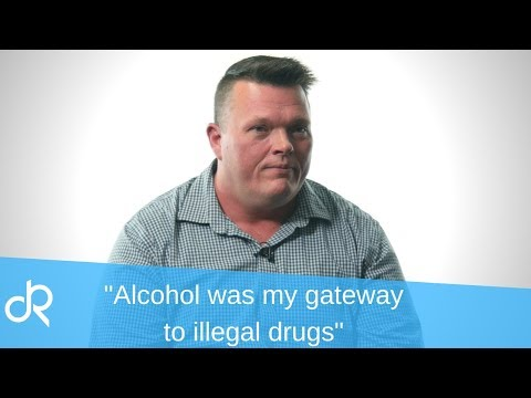 """Alcohol was my Gateway to Illegal Drugs"" True Stories of Addiction"