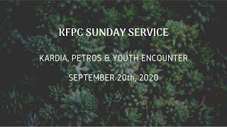 KFPC Ministry Live-Stream 09.20.20