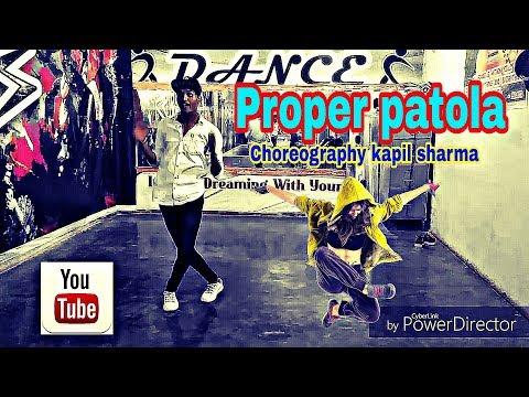 Proper Patola   Dance performance   Namaste England   Badshah, Diljit Dosanjh, Aastha Gill