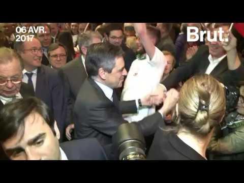 Ça ressemble à quoi un meeting de François Fillon ?