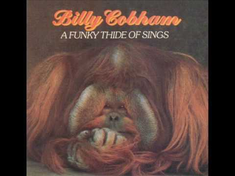 Billy Cobham   /   Sorcery/A Funky Thide Of Sings/ Vinyl