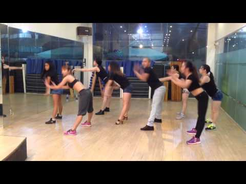 celine dion - eyes on me choreography , sexydance by : mr c