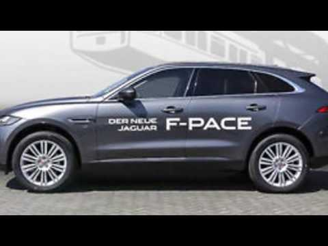 jaguar f pace f pace 20d portfolio awd head up pan dach led youtube. Black Bedroom Furniture Sets. Home Design Ideas