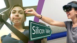 Минусы бизнеса в США, прыгаю со здания в VR, школа английского