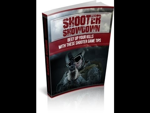 Shooter Games Showdown + Master Resale Rights! + Money Back Guarantee