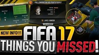 FIFA 17 SECRETS!