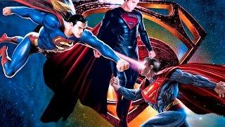 Альтернативные версии Супермена-Супермен NEW 52 \ Superman