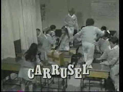 CARRUSEL:  ENTRADAS DE TELENOVELA  (1991)
