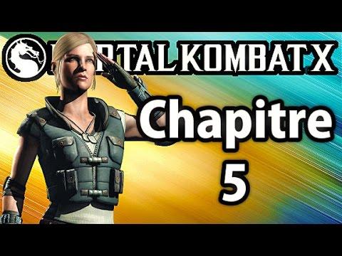 X Blades Gameplay Mortal Kombat X...