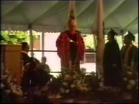 2003 Bristol Community College Commencement