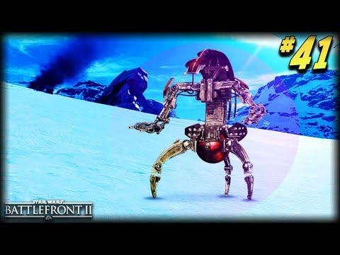 Star Wars Battlefront 2 - Funny Moments #41 (DROIDEKA EDITION!) thumbnail