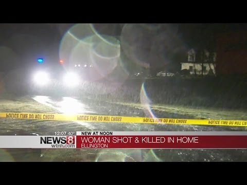 Medical Examiner: Ellington woman was shot to death