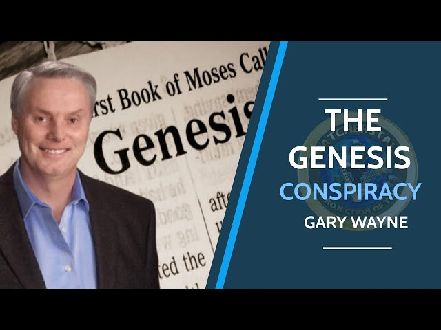 Gary Wayne The Genesis Conspiracy