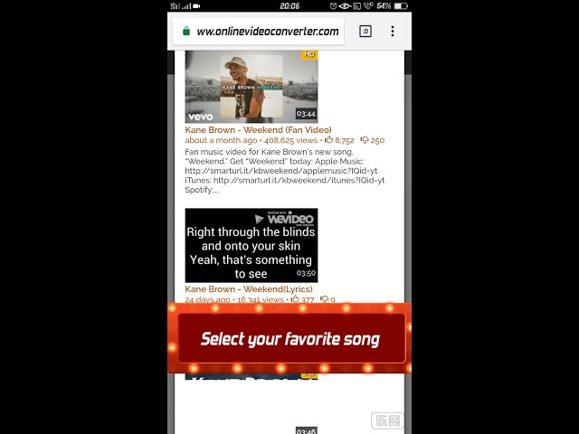 Download How to download any audio song from YouTube on OPPO