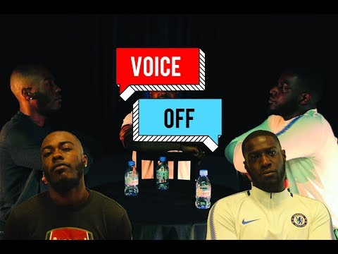 Arsenal FC vs Chelsea FC | Voice Off (S2 - Episode 1) | Community Shield Special
