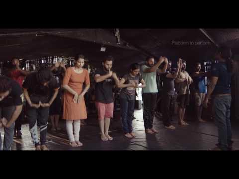 Asha Sharath Cultural Centre Acting course Intro