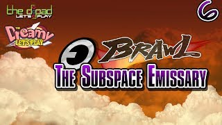 """""""The Ginger Ailment"""" - PART 6 - THE SUBSPACE EMISSARY - Super Smash Bros. Brawl"""