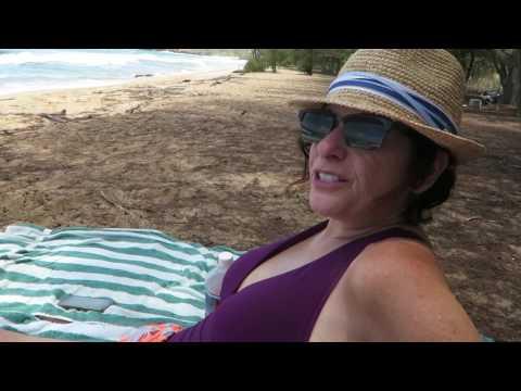 Kauai Arbonne Fizzie at Poipu Beach
