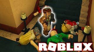 I MURDERED ALL MY FRIENDS?! (Roblox Assassin)