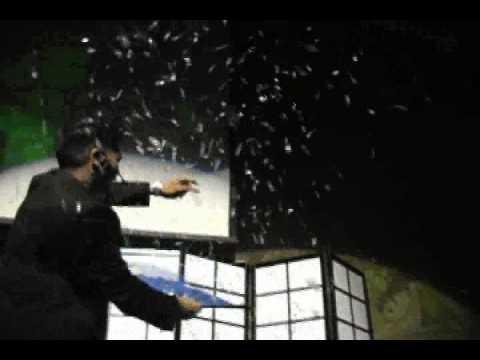 Ray Chance Illusionist Trailer 2009