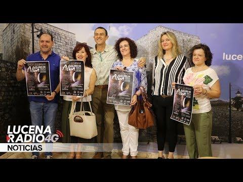 VIDEO: Presentacion de la Gala Solidaria a beneficio del tratamiento de Alba Mª Luque