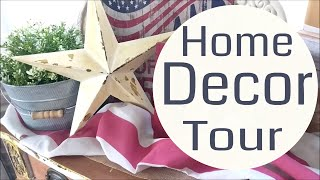 Home Decor Tour Summer 2018