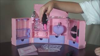 mc2 ultimate spy bag toy review taking our finger prints