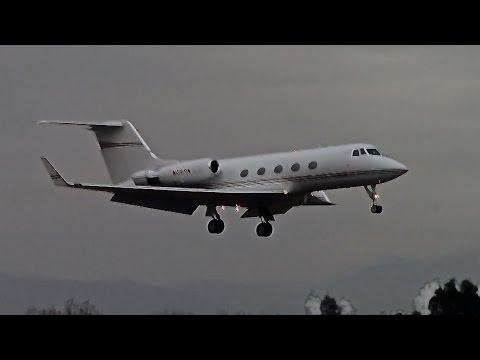 """Gulfstream II (N36PN) - Elvis Presley's Private Jet In """"Elvis On Tour 1972"""""""