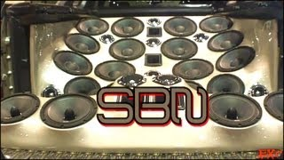 SBN Extreme Car Audio Mix | BASS Flex & Epic Show Cars @ Spring Break Nationals | EXOcontralto 2012
