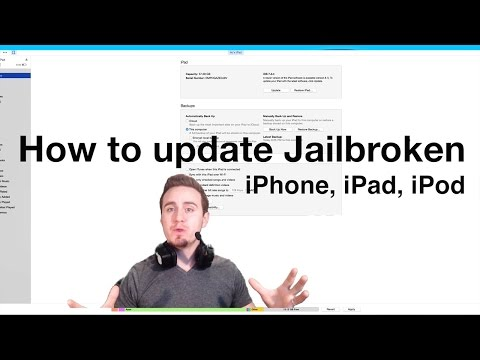 How To Update Jailbroken IPhone IPad IPod To Latest IOS
