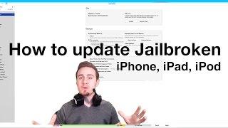 Updating a jailbroken ipod stock-option backdating