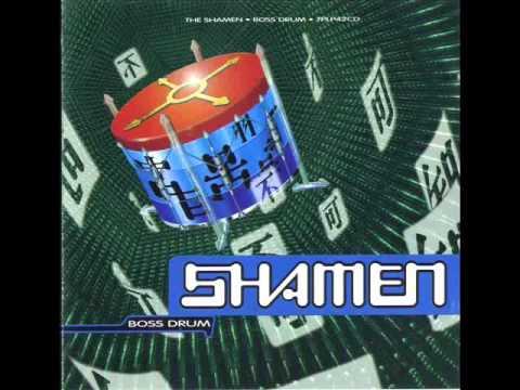 The Shamen - Boss Drum - from the 'Boss Drum' album..mp4