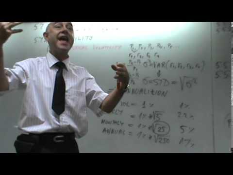 Financial Derivatives - Lecture 13