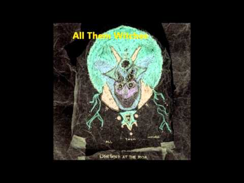 All them witches charles william
